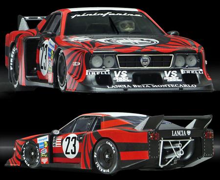Racer SW16 Lancia Beta Montecarlo, Nurburgring 1979