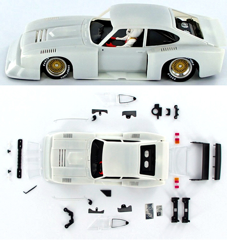 Racer SWK/CZ Capri white kit