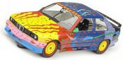 Fly 99022 BMW M3 art car, Keith Done