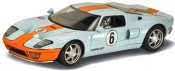 Scalextric C3324 Ford GT road car, Gulf colors (C)