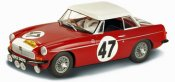 Scalextric C3270A MGB, 50th anniversary (C)