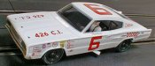 Monogram 85-4842 1966 Dodge Charger, David Pearson (C)