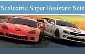 Scalextric Super-resistant 1/32 scale Race Sets, Analog