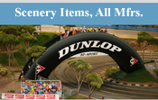 Scenery and Track Detail Items - All Manufacturers