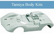 Tamiya Slot Car Body Kits