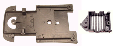 Fly 00201 Chassis for Porsche 908/2