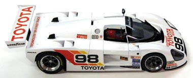 BRM 014SE Toyota 88C Southeast Toyota Dealers #98 RTR 1/24 scale