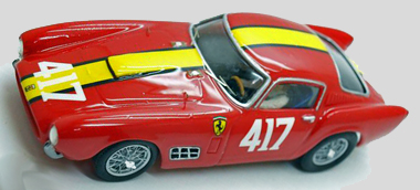 BSR031/2 Ferrari 250GT Scaglietti #417