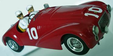 BSR032/2P Ferrari 166, Mille Miglia, painted KIT