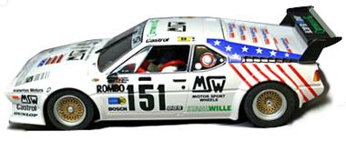 Fly 051101 BMW M1 LeMans 1985