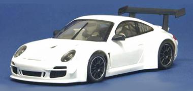 NSR 1072AW Porsche 997, white, unpainted