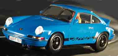 LeMans Miniatures 132033/B Porsche 911 Carrera, 1973, blue