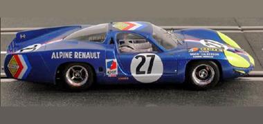 LeMans Miniatures 132044/27 Alpine-Renault A220 #27, LeMans 1968