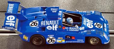 LeMans Miniatures 132049 Alpine A441, LeMans 1975