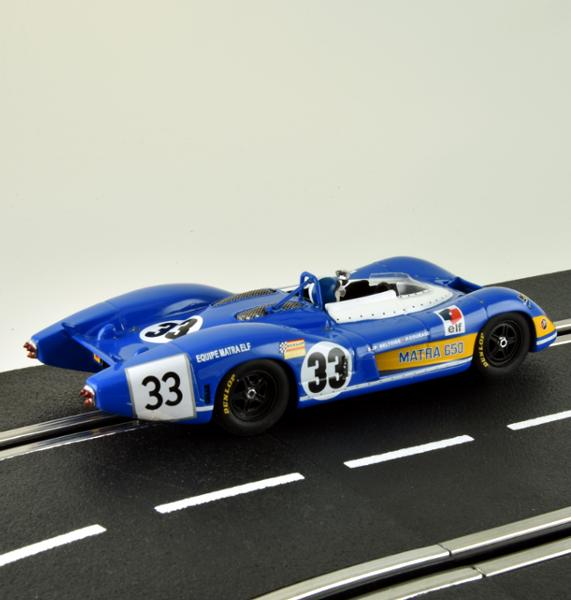 LeMans Miniatures RTR Slot Cars