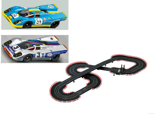 Carrera 23616rp Race Set Porsche 917k Digital 124 Only From Electric Dreams