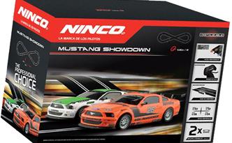 Ninco 20154 Mustang Showdown race set