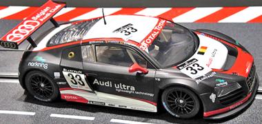 Carrera 23775 Audi R8 LMS #33, Digital 124