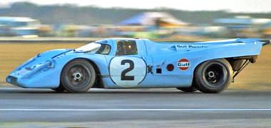 Carrera 23777 Porsche 917 1971 Daytona winner 1/24