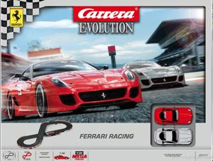 Carrera 25171 Ferrari Challenge race set