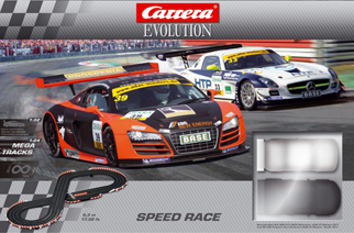 Carrera 25187 Speed Race set