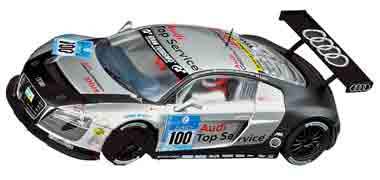 Carrera 30514 Audi R8 Team Abt Sportsline D132
