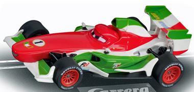 Carrera 27354 Francesco Bernoulli, Cars 2