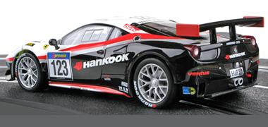 Carrera 27384 Ferrari 458 GT2, Hankook