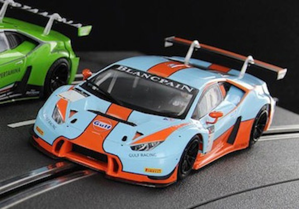 Racer SWCAR01C Lamborghini Huracan GT3 Gulf Limited Edition