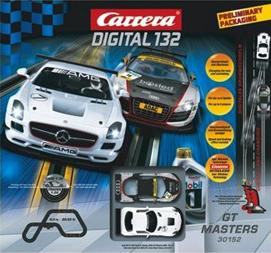 Carrera 30152 GT Masters race set, Digital 132