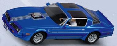 Carrera 30582 Firebird Trans Am, blue, D132