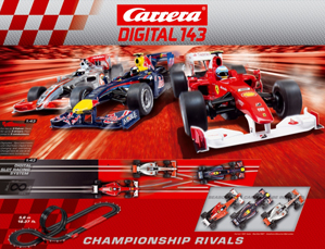 Carrera 40015 Victory Lane race set, Digital 143