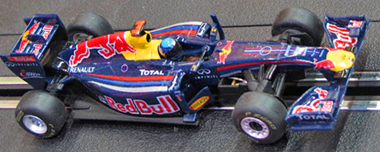 Carrera 41360 Red Bull F1, Vettel, Digital 143