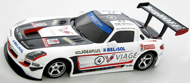Ninco 50578 Mercedes SLS GT3 Lightning