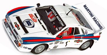 Ninco 50582 Lancia 037 rally car, Martini