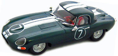 Ninco 50599 Jaguar E-type (XKE) roadster, green