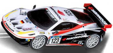 Carrera 61212 GO! Ferrari 458, 1/43 scale