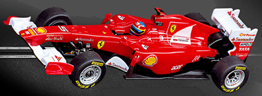 Carrera 61237 GO! Ferraril F1, Alonso, 1/43 scale