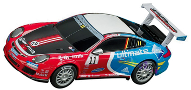 Carrera 61246 GO! Porsche 997 #11, 1/43 scale