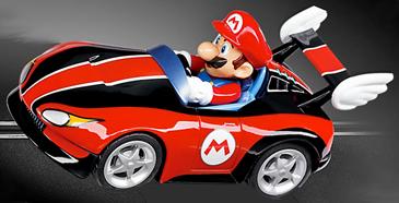 Carrera 61259 GO! Wild wing Mario 1/43 scale