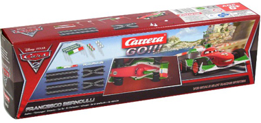 Carrera 61653 GO! Francesco Bernoulli accessory set 1/43