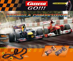 Carrera 62272 Formula Competition set, 1/43 scale