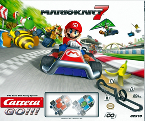 Mario Kart 7 Race Set 1 43 Scale