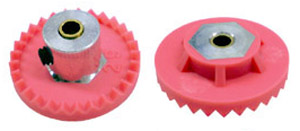 "Parma 70226 Crown gear for 3/32"" axles, 26t. (1)"