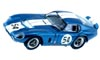 Monogram 85-4853 Cobra Daytona Coupe #54 (C)