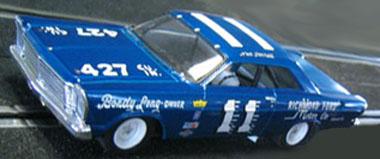 Monogram 85-4887 1965 Ford, Ned Jarrett