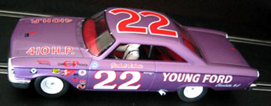 Monogram 85-4888 1963 Ford, #22, Fireball Roberts