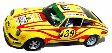 Fly 88242 Porsche 911R, 1970, Larrouse / Lina