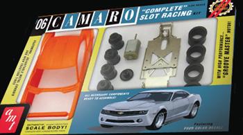 AMT 743 2006 Camaro 1/24 scale KIT