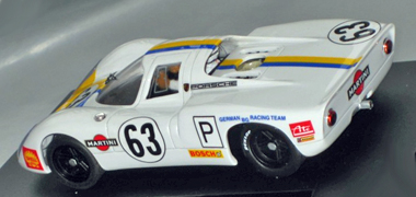 Proto Slot BSR013P Porsche 907 BG Racing 1969. BODY KIT